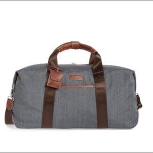NWT Ted Baker London Medium Clipper Duffle Bag